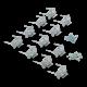 Support Kit For Dometic Midi Heki 9104107499