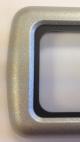 CBE Treble Outer Cover Flatline Glitter Silver