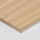 Morland 15mm Lightweight Furniture Ply - Sand Zebrano