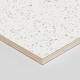 Morland 2440x1220x15mm Worktop Board - Gloss White Spark