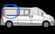Trafic/Primastar/Vivaro O/S/R Fixed 2001-2014 LWB W022