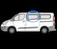 Ford Transit Custom N/S/F Fixed Window in Privacy Tint (SWB/LWB) W178