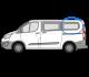Ford Transit Custom N/S/R Fixed Window in Privacy Tint (SWB) W2042