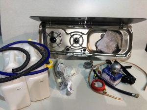 Kitchen Bundle with Smev 9222 Sink
