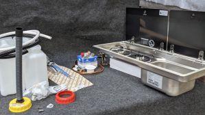 Kitchen Bundle with Smev 9722 Sink