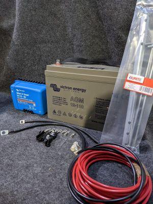 Euro 6 Leisure Battery Installation Kit