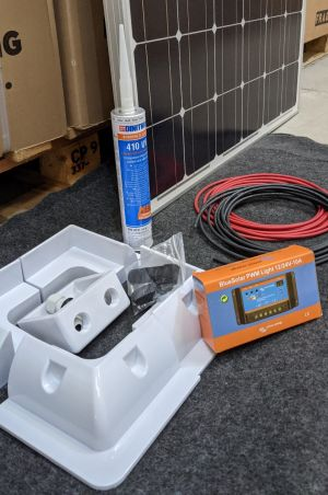 Victron 115w Solar Panel Kit