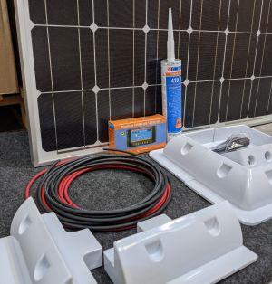 Victron 175w Solar Panel Kit