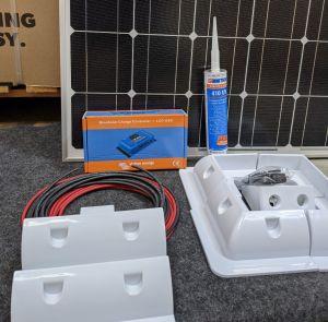Victron 360w Solar Panel Kit