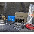 Euro 6 Leisure Battery and Basic 12v Installation kit