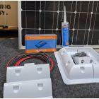 Victron 305w Solar Panel Kit